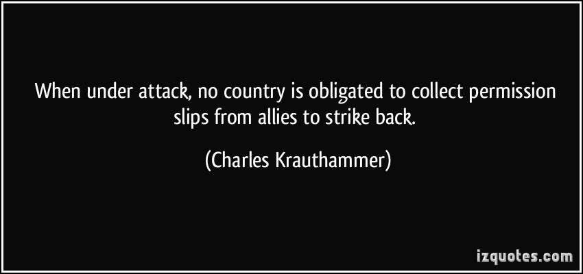 Charles Krauthammer's quote #5