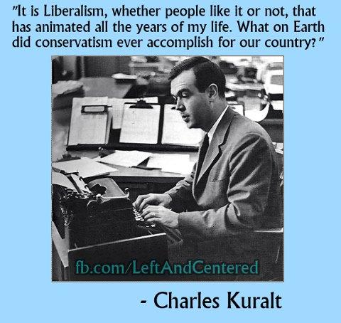 Charles Kuralt's quote #1