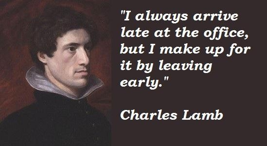Charles Lamb's quote #5