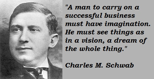 Charles M. Schwab's quote #2