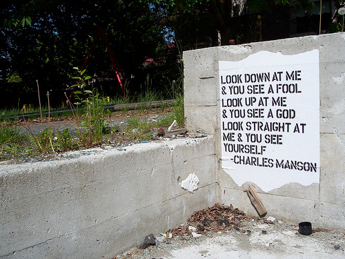 Charles Manson's quote #1