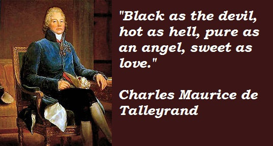 Charles Maurice de Talleyrand's quote #5