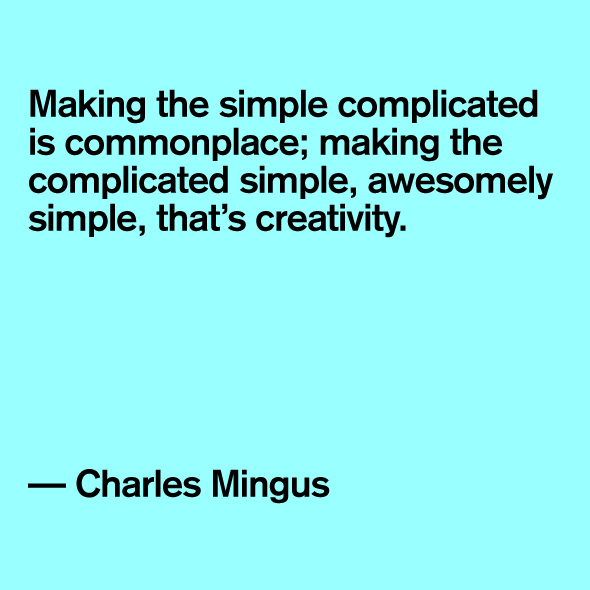 Charles Mingus's quote #2