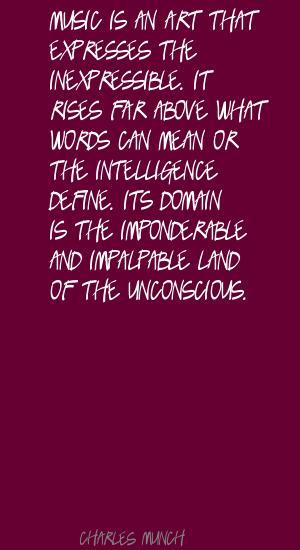 Charles Munch's quote #1