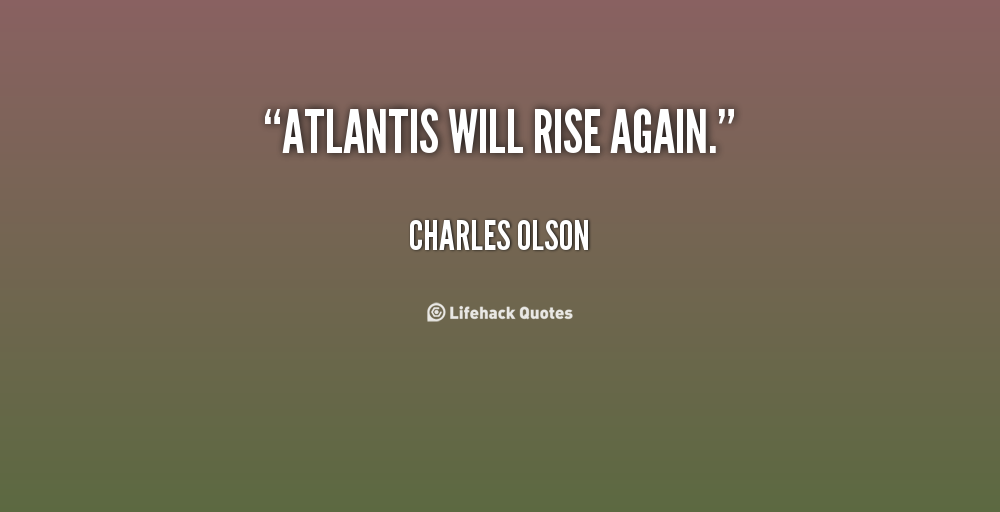 Charles Olson's quote #5