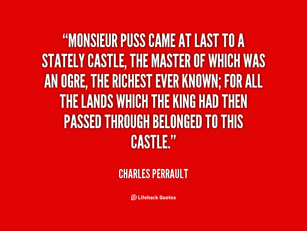 Charles Perrault's quote #6