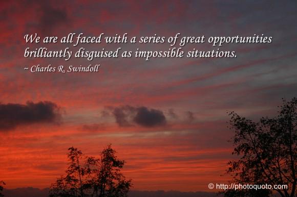 Charles R. Swindoll's quote #3