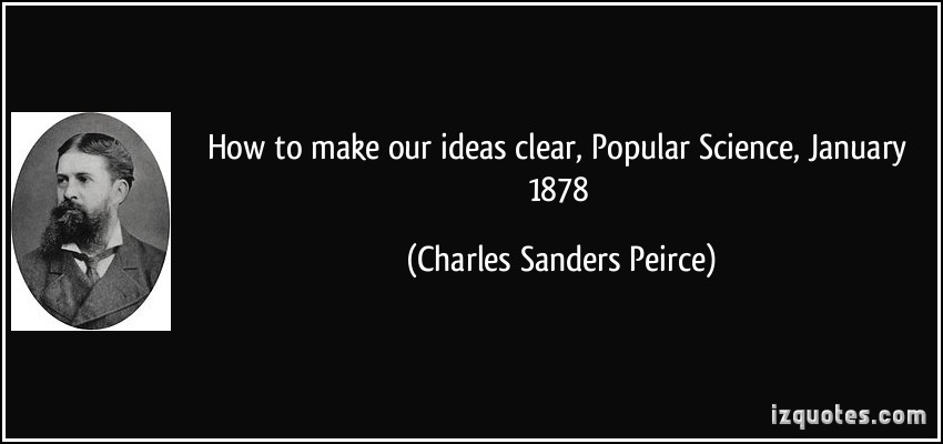 Charles Sanders Peirce's quote #3
