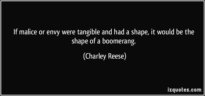 Charley Reese's quote #2