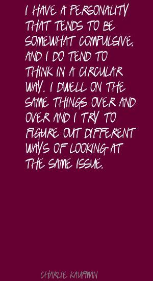 Charlie Kaufman's quote #8