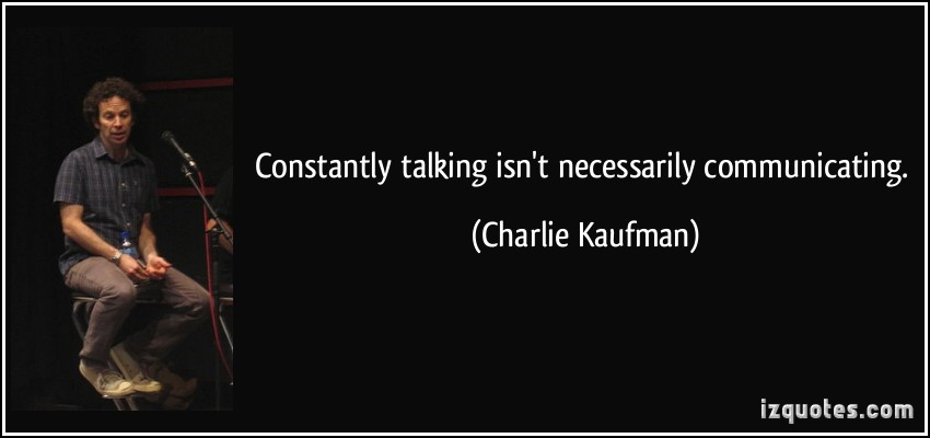Charlie Kaufman's quote #7