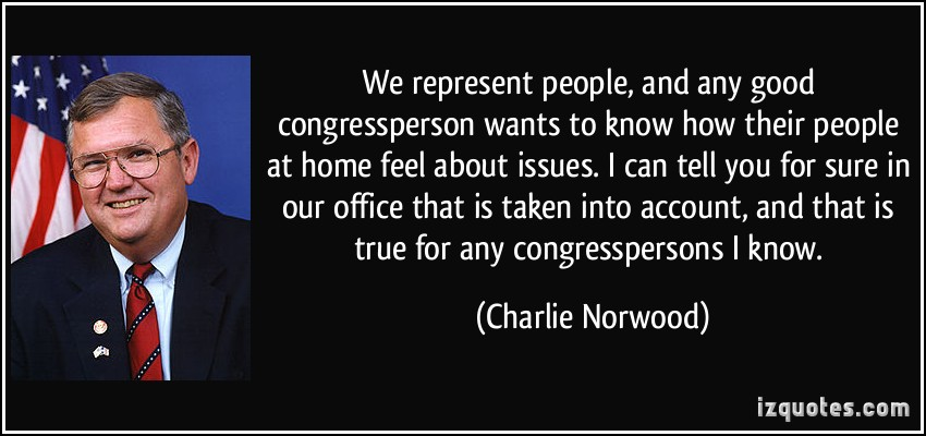 Charlie Norwood's quote #2