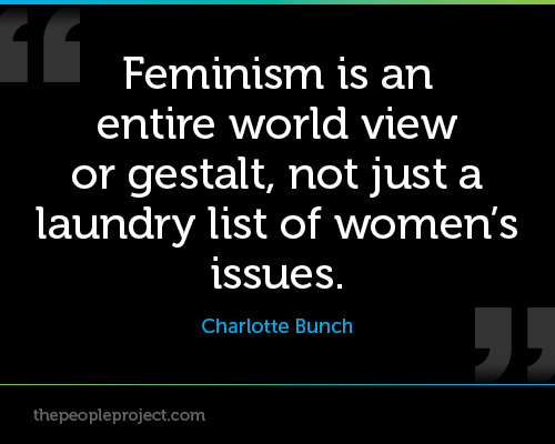 Charlotte Bunch's quote #5