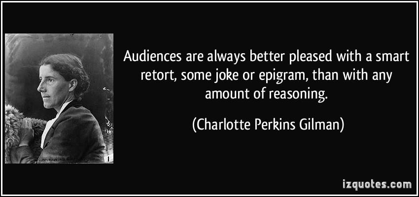 Charlotte Perkins Gilman's quote #5