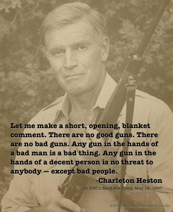 Charlton Heston's quote #6