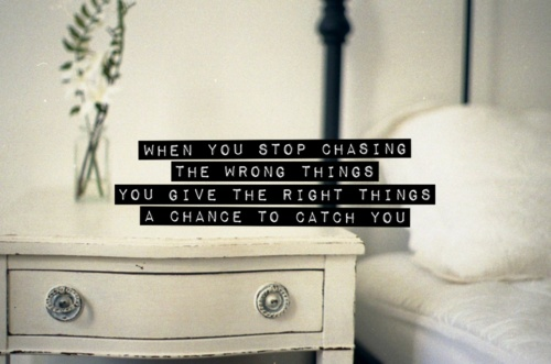 Chasing quote #4