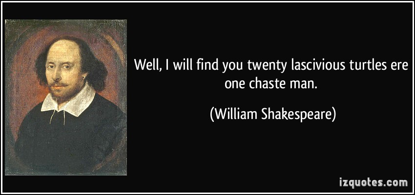 Chaste quote #2