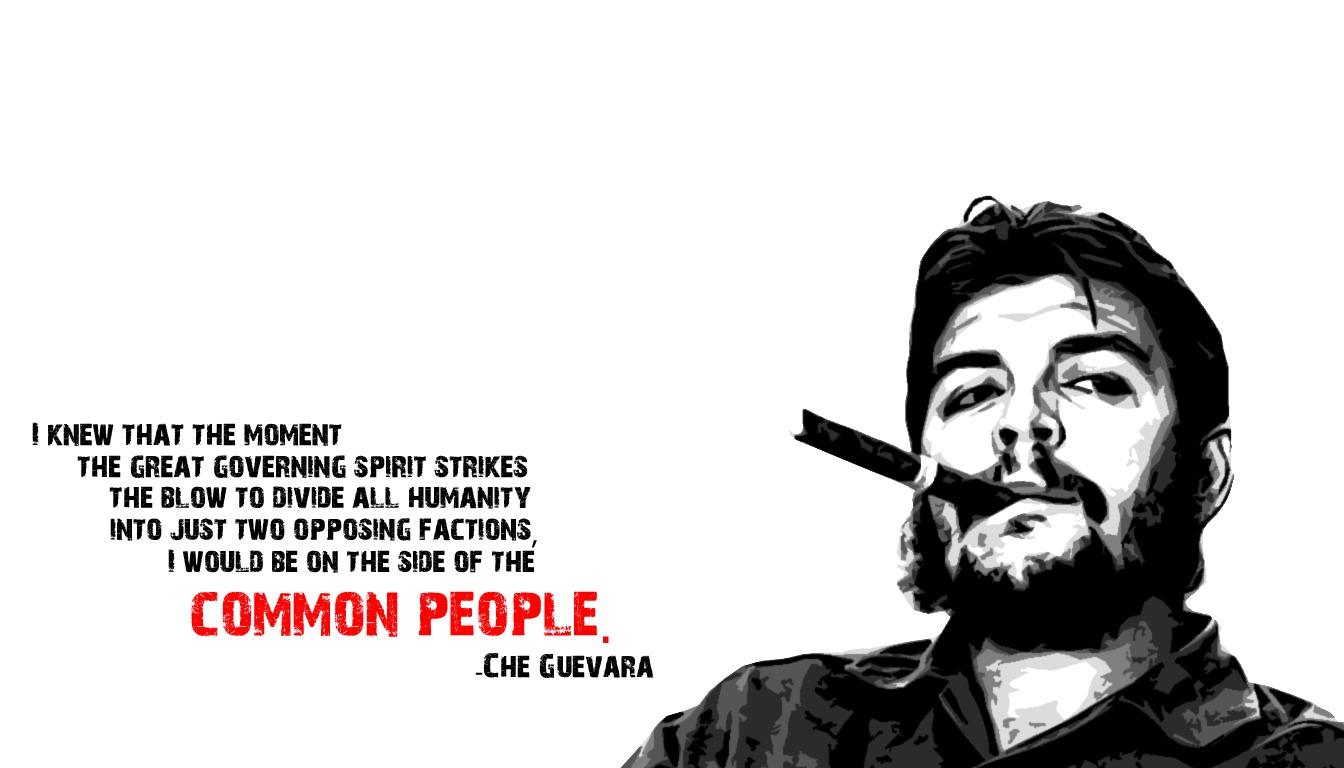 Che Guevara's quote #3