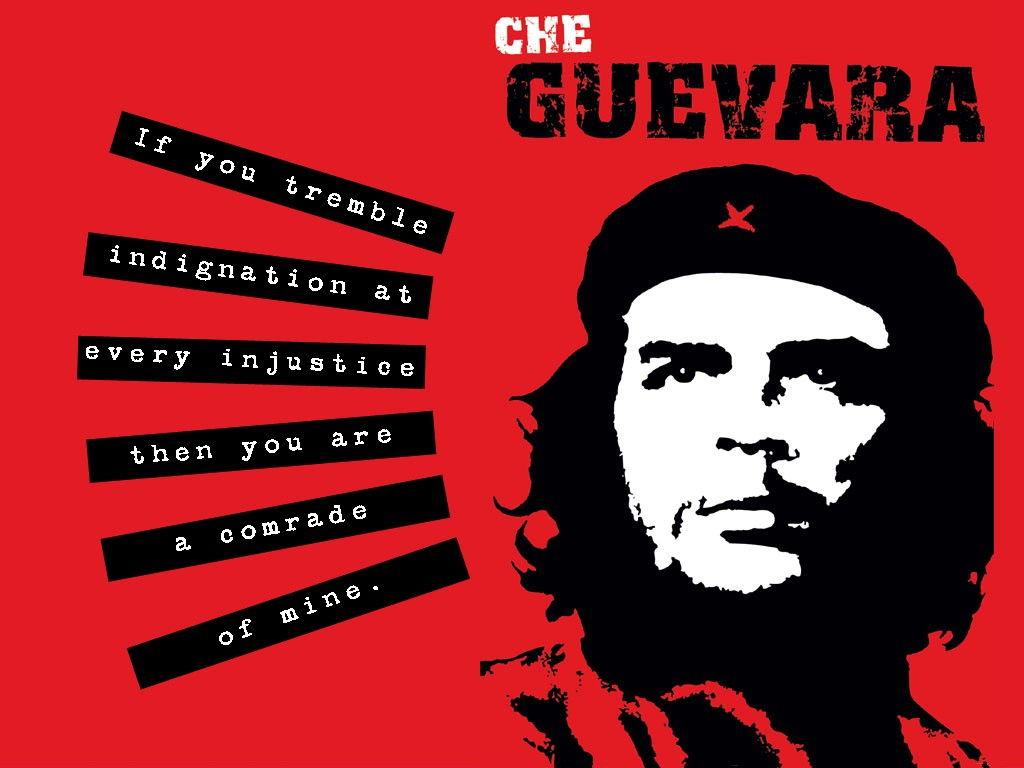 Che Guevara's quote