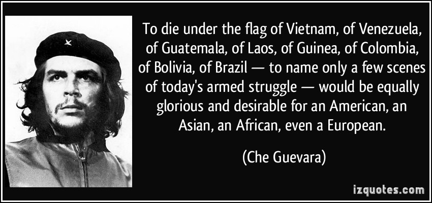 Che Guevara's quote #2