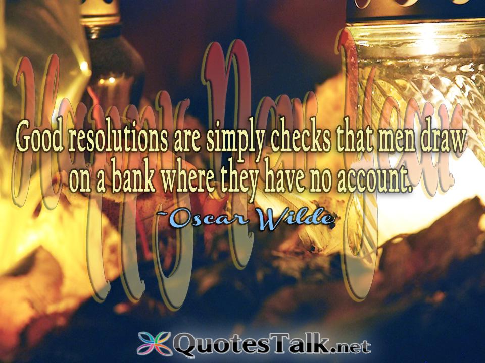Checks quote #3