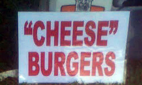 Cheeseburgers quote #1