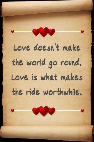 Cheesy quote #1