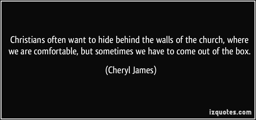 Cheryl James's quote #6