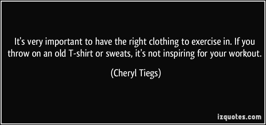 Cheryl Tiegs's quote #5
