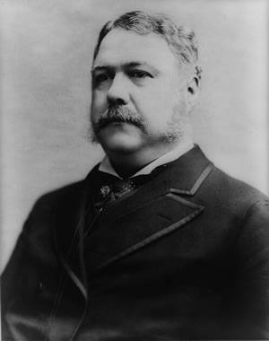 Chester A. Arthur's quote #1