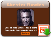 Chester Bowles's quote #1