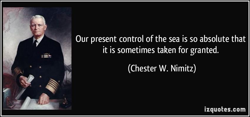 Chester W. Nimitz's quote #3