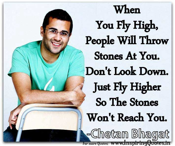 Chetan Bhagat's Quotes, Famous And Not Much