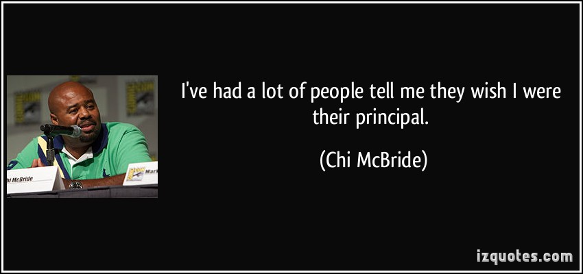 Chi McBride's quote