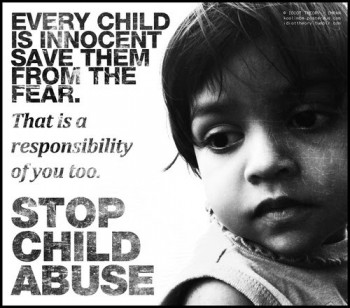 Child Abuse quote #1