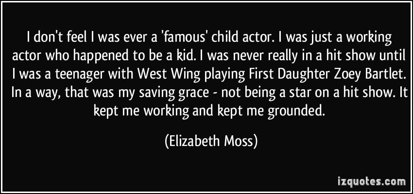 Child Actors quote #2