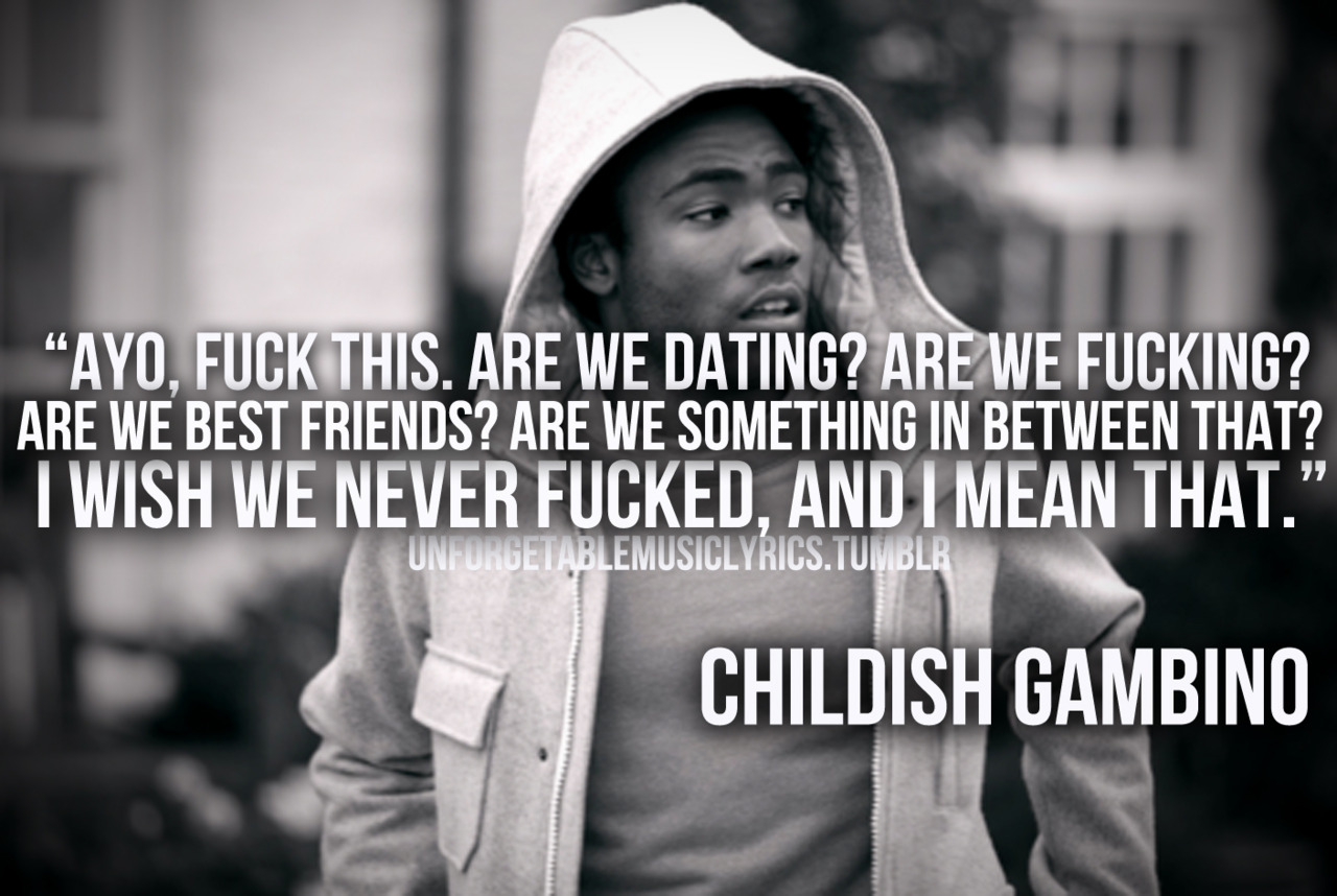 Childish quote #1