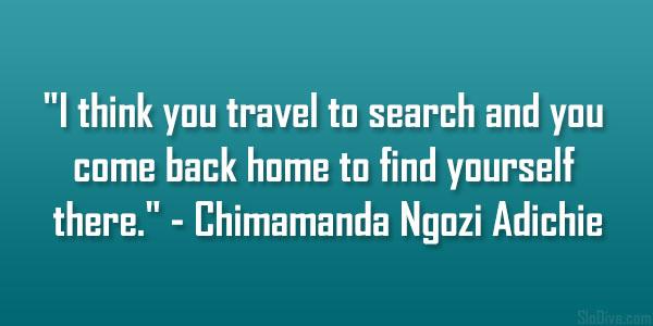 Chimamanda Ngozi Adichie's quote #7