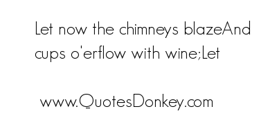 Chimneys quote #2