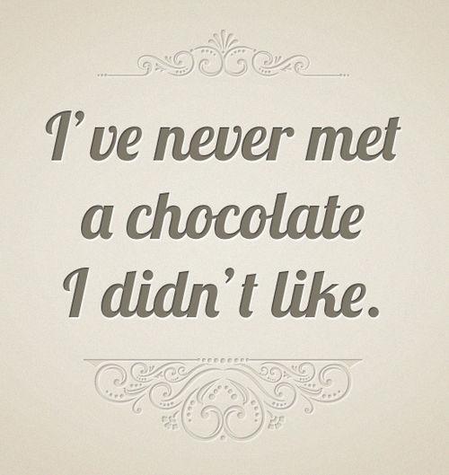 Chocolate quote #7