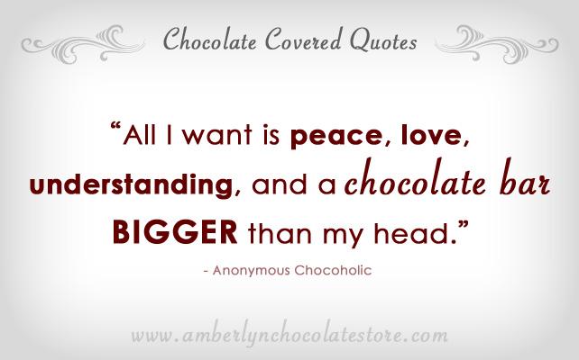 Chocolate quote #6