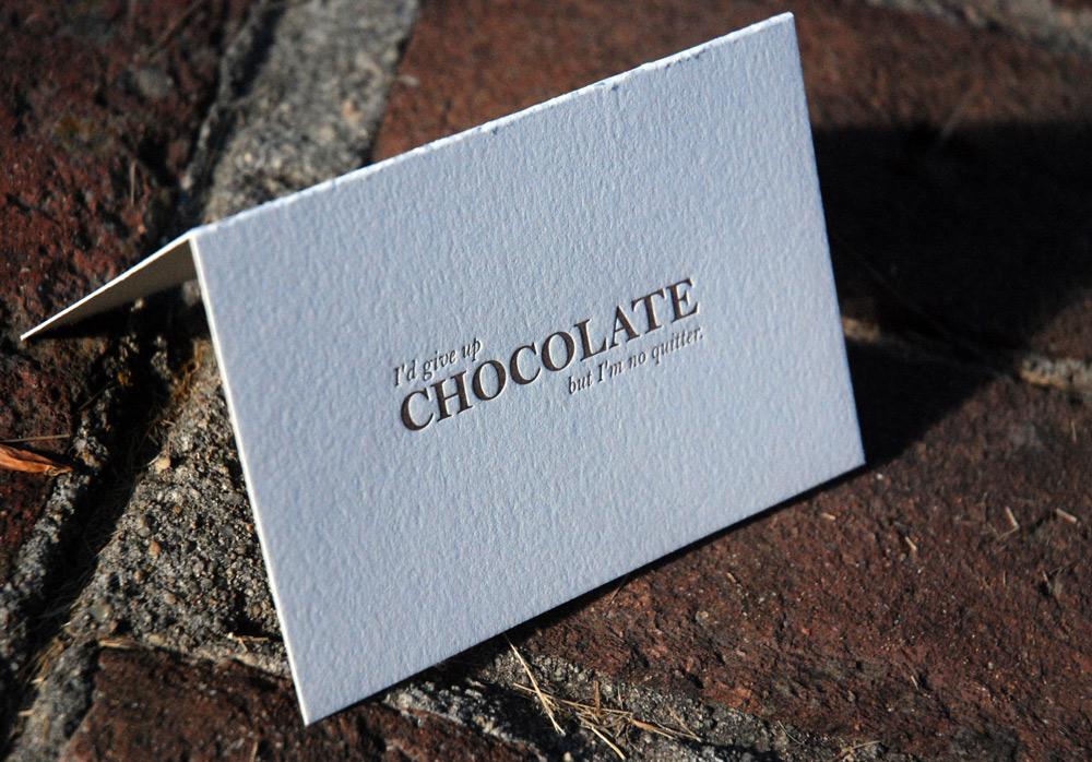Chocolate quote #4