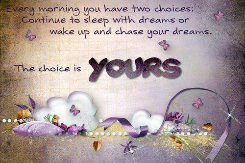 Choices quote #1