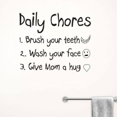 Chores quote #1