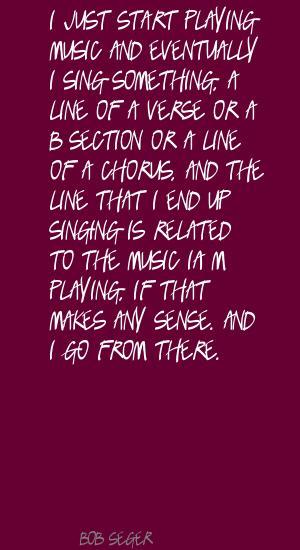 Chorus quote #1