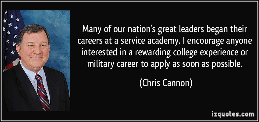 Chris Cannon's quote #4