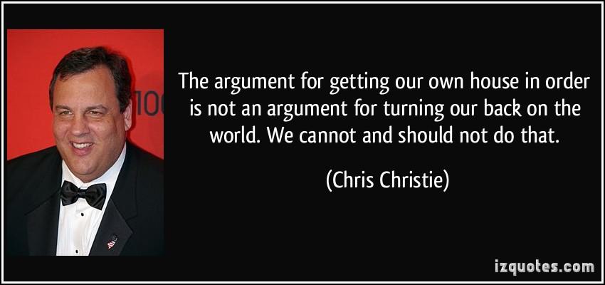 Chris Christie's quote #6