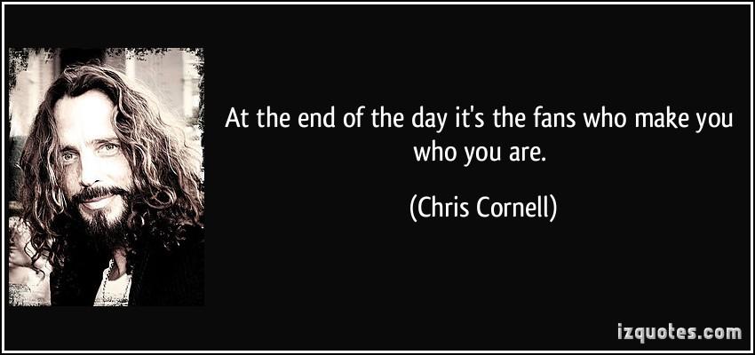 Chris Cornell's quote #3