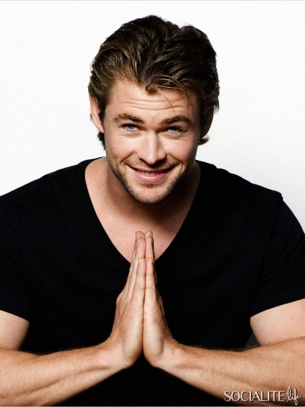Chris Hemsworth's quote