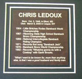 Chris LeDoux's quote #5